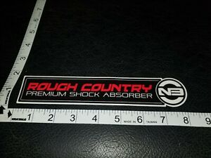 Rough Country N3 0 Decal Sticker