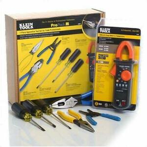 Apprentice Tool Set With Clamp Meter Klein Tools 92908