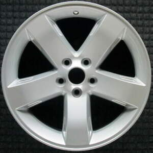 Dodge Charger All Silver 18 Inch Oem Wheel 2005 To 2010