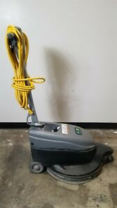 Tennant Nobles Br 2000 dc Dust Control High speed Floor Burnisher 2000rpm 20