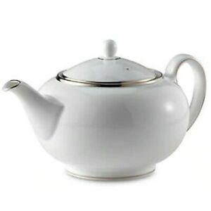 Wedgwood Sterling Teapot Retail Price 195 99 50 Off Free Shipping