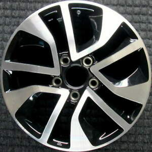 Honda Civic Machined 16 Inch Oem Wheel 2013 To 2015