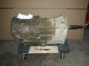 Ax15 Transmission 5 Speed Manual 4wd 1997 Jeep Cherokee Comanche