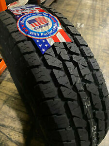 4 New 265 70r17 Federal Xplora Ap Owl Tires 265 70 17 R17 2657017 All Position