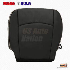 2013 2014 Dodge Ram 1500 2500 3500 4500 5500 Limited Bottom Leather Cover Black