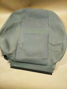 2006 2010 Dodge Ram Driver Seat Cloth Cover Upholstery Lumbar Backrest Back Rest