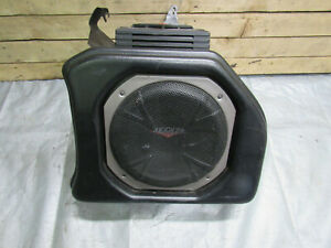 Neon Srt4 Stock Kicker Subwoofer With Amp
