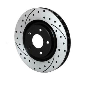 Wilwood 160 14042 bk Srp Drilled Performance Rotor Hat