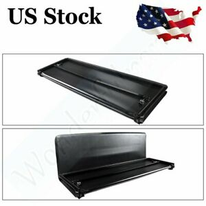For 2005 2018 Nissan Frontier 5ft Bed Tonneau Cover Hard Solid Tri fold
