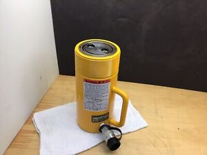Enerpac Rc 506 Hydraulic Cylinder 50 Tons 6 1 4in Stroke