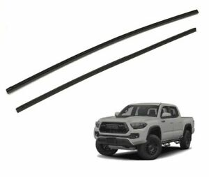 2016 2019 Tacoma Wiper Blade Inserts Rubber Replacement Set Genuine Toyota