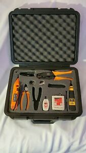 Paladin Tools Premise Service Kit Mpn 901039 W Carrying Case