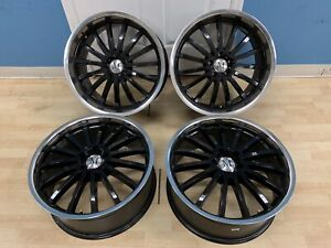 06 11 Mercedes W219 Cls500 Cls550 Cls55 20 Mandrus Wheels Set 8 5 10 Staggered
