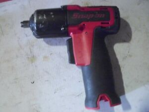 Snap on Ct761a 3 8 Cordless Impact Wrench 14 4v Works Well