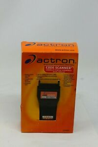 New Actron Precision Electronic Solutions Code Scanner Cp9001