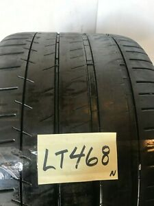 335 25 Zr 20 Michelin Pilot Super Sport Zp No Repairs