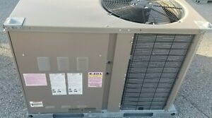 York 2 5 Ton 208 230v 3 Phase Light Commercial Style Gas Package Unit