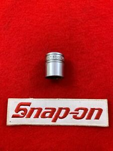 Snap On F221 11 16 12 Point 3 8 Drive Sae Socket A2c