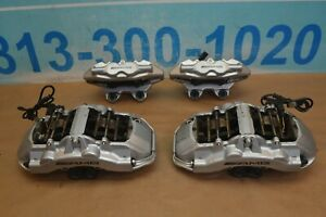 03 06 Mercedes Cl55 E55 S55 Cls55 Amg Front Rear Brembo Brake Caliper Calipers