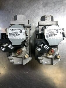 Adc Dryer 24 Volt Gas Valves P n887274 Bundle Pack Of Two Tested Perfect