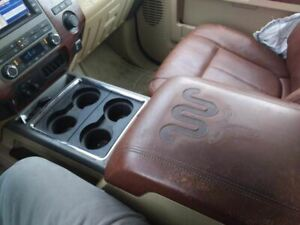 2011 2016 Ford F250 Super Duty King Ranch Complete Center Floor Console