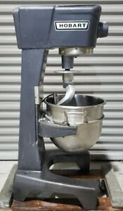 Hobart D300 30qt Dough Pizza Bakery Mixer 115v Used Great Condition