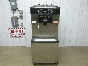 Taylor Crown C713 33 Soft Serve Twin Twist Ice Cream Frozen Yogurt Machine