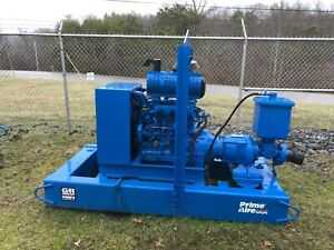 0108 Gorman Rupp Pa4a60 4045d Water Trash Pump Up To 860 Gpm