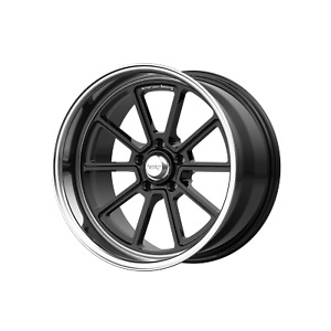 4 Wheels Rims 18 Inch American Racing Vn510 18x8 0mm Gloss Black 5x4 5