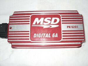 Msd 6201 Digital 6 a Ignition Controller