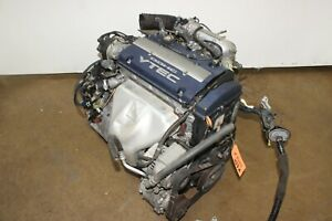 Jdm H23a Honda Accord Sir Honda Prelude Blue Top Dohc Vtec 2 3l Engine
