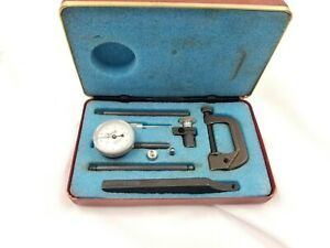 Central Tools Universal Dial Test Indicator Set No 6400