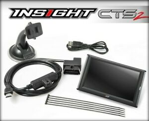 Edge Insight Cts2 Monitor For 1996 2020 Gmc 84130