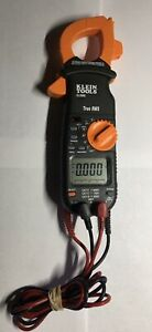 Klein Tools True Rms Digital Clamp Meter Cl2000 Great Condition