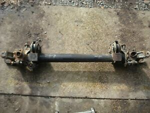 2008 Ford F 450 550 Super Duty Front Axle Housing Case 2wd Monobeam Oem