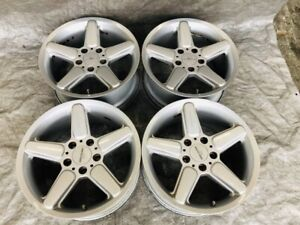 Genuine 17 Ronal For Ac Schnitzer Bmw E36 E46 Wheels
