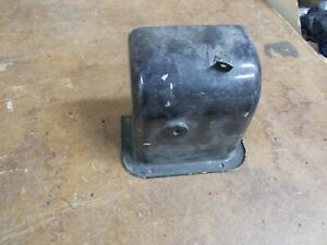 Mg Mgb B Mgbgt Used 68 74 Pedal Cover With Threaded Hole For Brake Switch