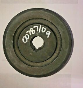 00787109drive Pulley For Bush Hog Hmg Series Disc Mowers