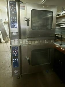 Alto Shaam Double Stack Combi Oven