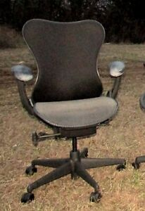 Herman Miller Mirra 2 Task Chair small Tear In The Seat