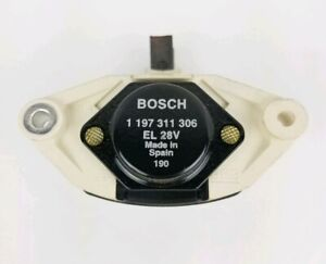 Bosch Regulator 1197311306 850 Genuine Part New