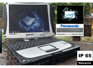 Diesel Diagnostic Toughbook Laptop