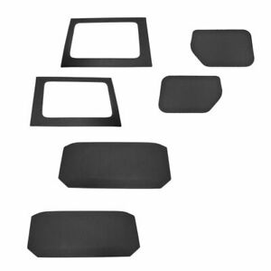 Mopar Headliner Insulation Hard Top Kit For 11 18 Jeep Wrangler Unlimited Jk