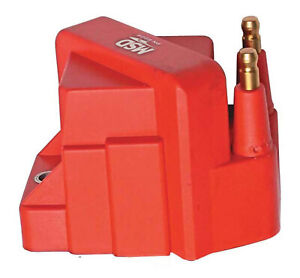 Msd 8224 Ignition Coil Dis Performance Replacement E core Red 40000 V Gm