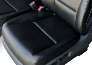 For 04 Acura Tl Left Driver Bottom Seat Cover Replacement Upholstery Pu Leather