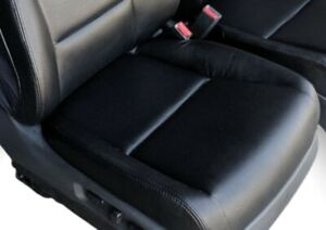 For 04 Acura Tl Passenger Bottom Seat Cover Replacement Upholstery Pu Leather