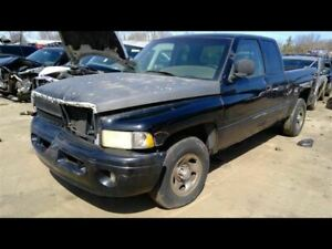 Power Brake Booster With P265 75r16 Tires Fits 00 01 Dodge 1500 Pickup 155982