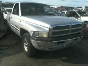 Power Brake Booster Without P265 75r16 Tires Fits 00 01 Dodge 2500 Pickup 134378