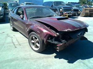 2004 Ford Mustang Gt Rear Axle Assembly 3 27 Ratio Without Abs 113520