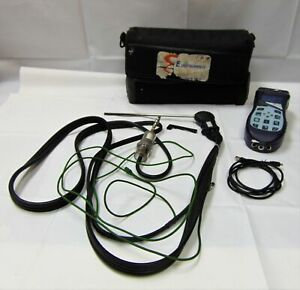 E instruments 1100 1 Portable Combustion Gas Analyzer Diagnostic Tool W Case